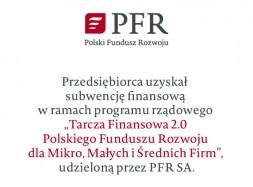 Tarcza Finansowa 2.0 Polskiego Funduszu Rozwoju